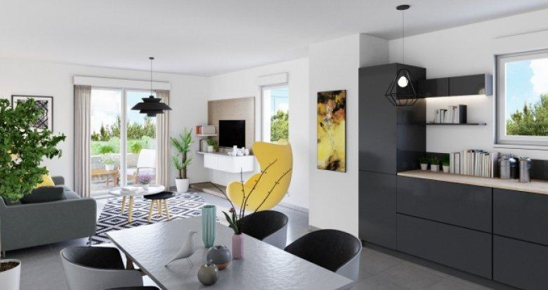 Achat / Vente immobilier neuf Chambéry proche centre-ville (73000) - Réf. 2775