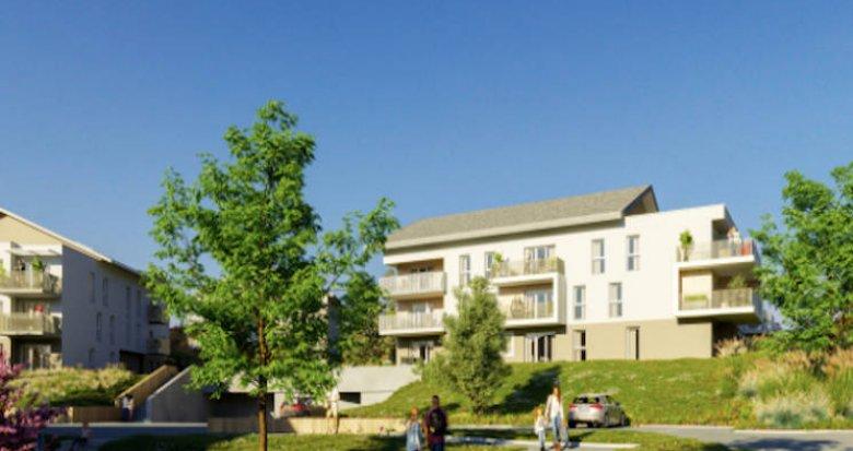 Achat / Vente immobilier neuf Charvonnex au coeur de la nature (74370) - Réf. 4903