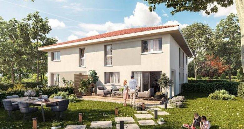 Achat / Vente immobilier neuf Chens-sur-Léman coeur du village (74140) - Réf. 4408
