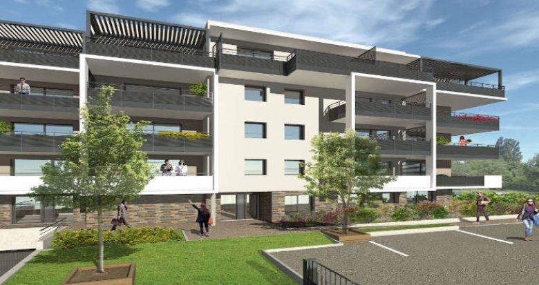 Achat / Vente immobilier neuf Collonge-sous-Salève à 100 mètres du bus (74160) - Réf. 4662