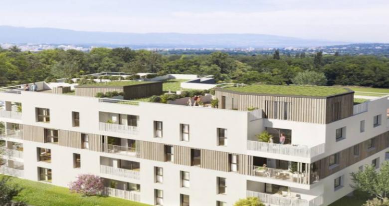 Achat / Vente immobilier neuf Collonges-sous-Salève proche frontière Suisse (74160) - Réf. 4988