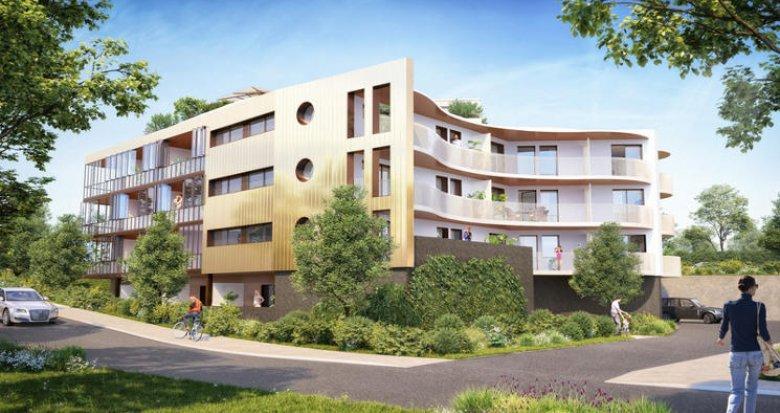 Achat / Vente immobilier neuf Ferney-Voltaire à quelques mètres du parc (01210) - Réf. 5838