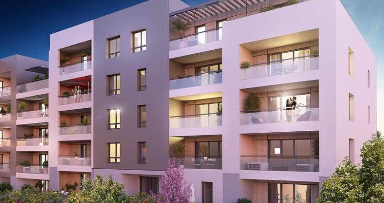 Achat / Vente immobilier neuf Ferney-Voltaire proche Annecy (01210) - Réf. 922
