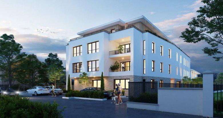 Achat / Vente immobilier neuf Gex à proximité du Château (01170) - Réf. 5837