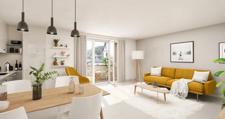 Achat / Vente immobilier neuf La Balme-de-Sillingy centre-bourg (74330) - Réf. 5906