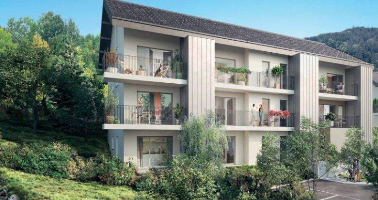 Achat / Vente immobilier neuf La Muraz proche Saint-Julien-en-Genevois (74330) - Réf. 6055