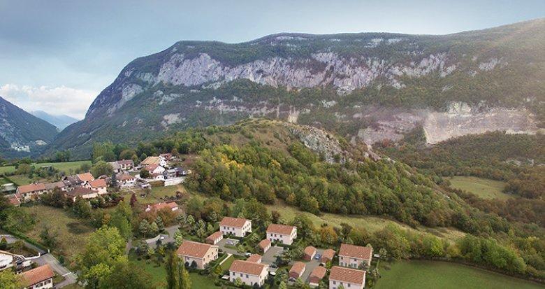Achat / Vente immobilier neuf Léaz centre (01200) - Réf. 1406