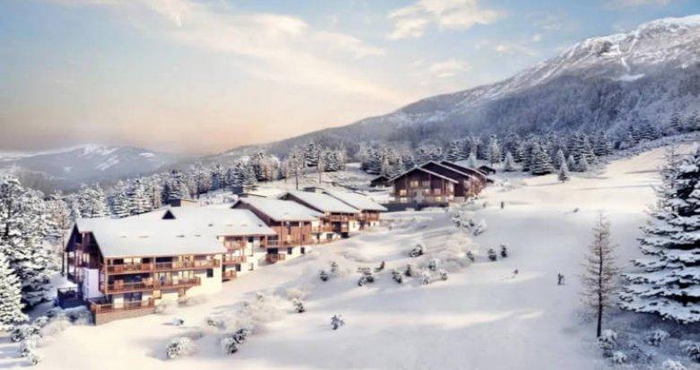 Achat / Vente immobilier neuf Les Avanchers-Valmorel proche station de ski (73260) - Réf. 4004