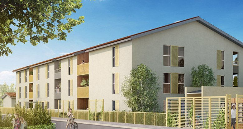 Achat immobilier neuf montluel proche commodit s 01120 for Achat maison neuf 94