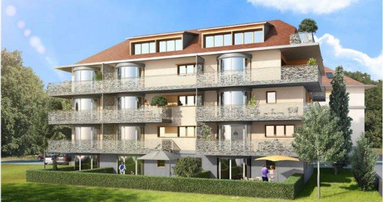 Achat / Vente immobilier neuf Poisy proche du centre-ville (74330) - Réf. 3601
