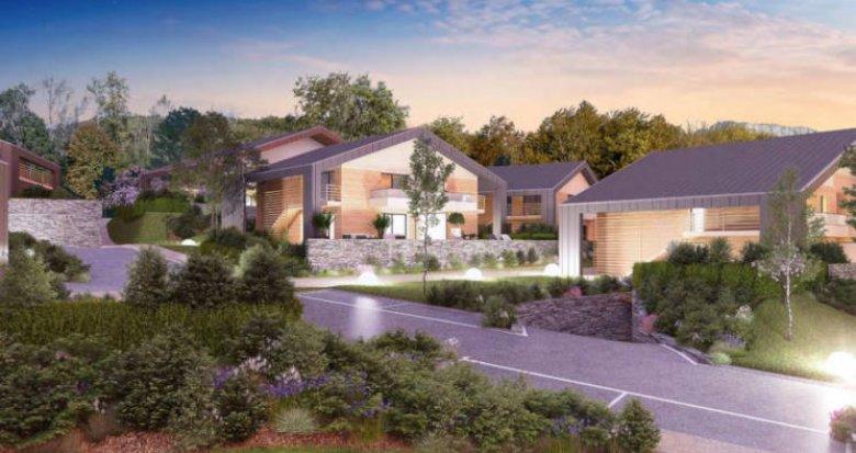 Achat / Vente immobilier neuf Pringy hameau de Promery (74370) - Réf. 2971