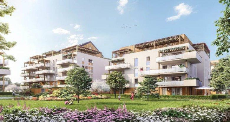 Achat / Vente immobilier neuf Rumilly à 800 m de la mairie (74150) - Réf. 4518
