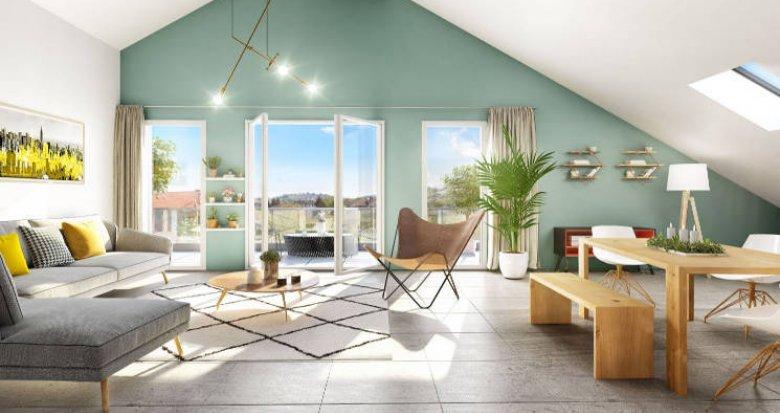 Achat / Vente immobilier neuf Rumilly à deux pas du centre (74150) - Réf. 4209