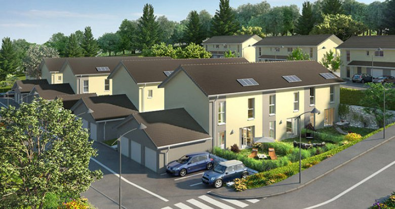 Achat / Vente immobilier neuf Rumilly proche centre-ville (74150) - Réf. 1075