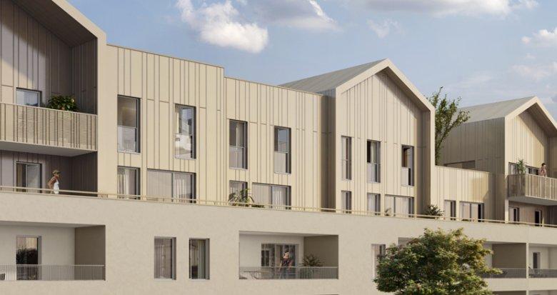 Achat / Vente immobilier neuf Rumilly proche école maternelle (74150) - Réf. 2132