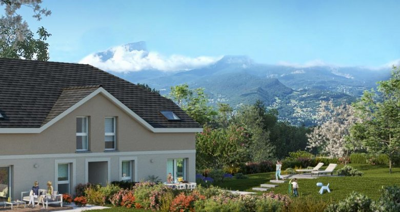 Achat immobilier neuf saint alban leysse proche d 39 aix les for Achat immobilier neuf sans apport