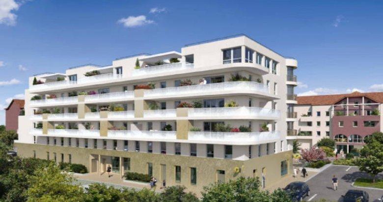 Achat / Vente immobilier neuf Saint-Genis-Pouilly plein centre (01630) - Réf. 5647
