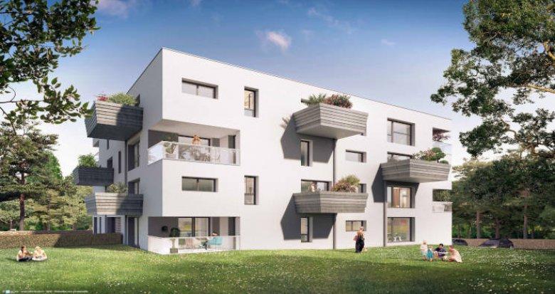 Achat / Vente immobilier neuf Saint-Genis-Pouilly proche centre-ville (01630) - Réf. 3725