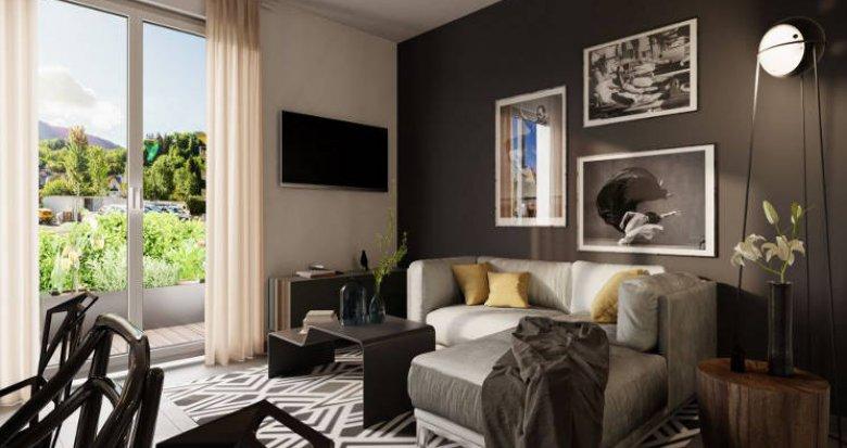 Achat / Vente immobilier neuf Saint-Gervais-les-Bains au cœur du Fayet (74170) - Réf. 4491