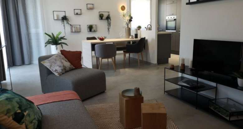 Achat / Vente immobilier neuf Saint-Jean-de-Sixt à 5 min de la Clusaz (74450) - Réf. 5412