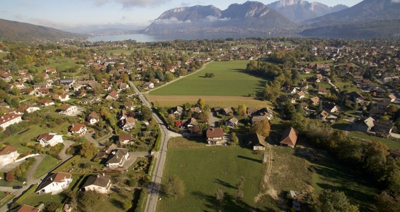 Achat immobilier neuf saint jorioz proche du centre 74410 for Achat du neuf