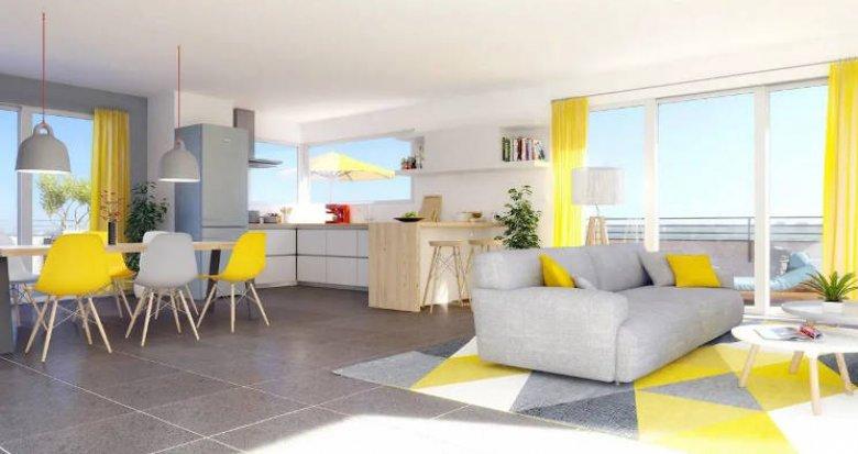 Achat / Vente immobilier neuf Saint-Julien-en-Genevois à 500 mètres du bus (74160) - Réf. 4492