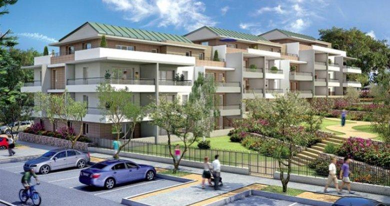 Achat / Vente immobilier neuf Saint-Julien-en-Genevois sur les hauteurs (74160) - Réf. 894
