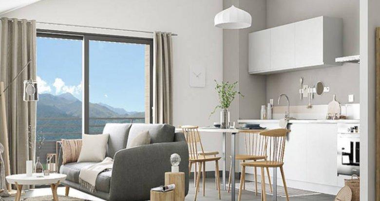 Achat / Vente immobilier neuf Thônes proche centre (74230) - Réf. 2949