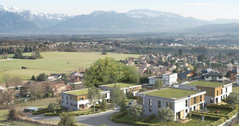 Achat / Vente immobilier neuf Vétraz-Monthoux proche Genève (74100) - Réf. 1396